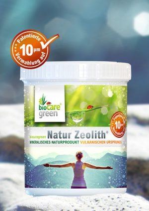 biocaregreen | Natur Zeolith 10µm