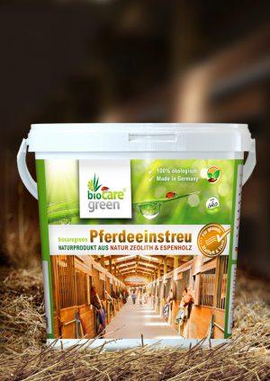 biocaregreen | Pferdeeinstreu